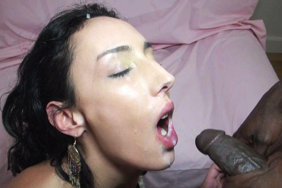 Djamila beurette baise black nude 16